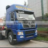 INquiry about Dayun tipper truck 6x4 right hand drive tractor truck CGC4250