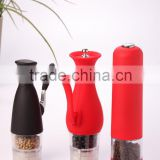 One-hand Electric/Manual Pepper & Salt Mill