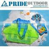 Good for the Beach Family Children Play Mesh Beach Tote Bag Swimming Polyester Wholesale Mesh Bag