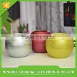 Wholesale LED Light without Jars Yellow Decorative Flameless Battery Operated Scented Candle Wax Candles