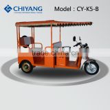 High quality three wheels electro scooter car vehicle