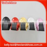 Colored woman shoes ballet ballet shoes