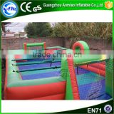 Crazy inflatable soap soccer feld inflatable pool table soccer for sale                                                                         Quality Choice