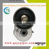Cheap and high quality 612630060837 Weichai engine parts chery Belt tension pulley assembly