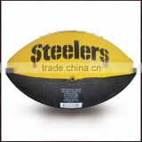 good quality custom rubber free foam rugby ball