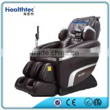 portable ultimate shiatsu massage chair with 3D zero gravity, music, heating and full body air massage