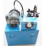 With Air Cooler High Quality Hydraulic Station
