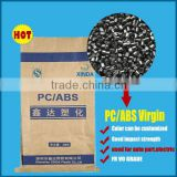 Engineering plastic granules glass fiber reinforced resin recycled pc abs plastic raw material