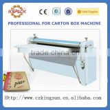 JGGP-06006 corrugated carton paper board pasting machine/corrugated board glue pasting machine                                                                         Quality Choice