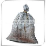 pp woven sand bags, packaging sand bags,polypropylene raffia,wenzhou plastic manufacturer