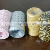 Wholesale cheap wrapping up paper rope for packing box