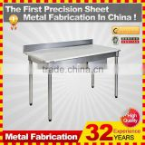 kindle 2014 new professional customized galvanized folding metal frame office chair