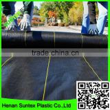 high quality weed control mat&fire resistant ground cover&pp woven weed control mat