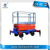 Low cost Home hydraulic lift elevator Scissor lift hydraulic cylinder Scissor lift elevator