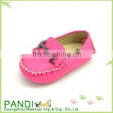 Hot selling good quality fancy baby girls dress shoes