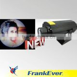 FRANKEVER led logo projector rotating image 10W LED models custom logo light for Christmas
