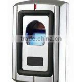 120user fingerprint entry system support RFID card cheap price stainless steel materials
