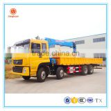 hot price 12 ton flatbed truck crane for sale/track mounted crane/carry deck cranes