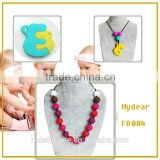 Buy Chinese Products Online Gift Under 1 Dollar Baby Teething Necklace Wholesale