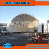 100% Galvanized steel frame 40ft Oem Container Truck Awning