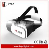 Virtual Reality Headset 3D VR Glasses Virtual Reality Headset Adult Porn Video VR Box 2.0