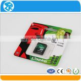 clamshell blister sd card packaging container