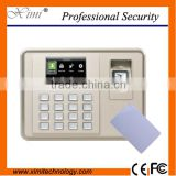TX638 Fingerprint clock standalone TCP/IP WIFI fingerprint sensor color TFT screen office device biometric attendance system