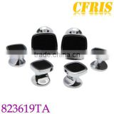 Wholesale silver cufflink and studs sets