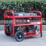 Bison China OEM 5kva portable gasoline generator spare parts 188f air-cooled generator sets