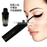 Hot Sales UBUB liquid eyeliner black color quick dry makeup waterproof liquid long lasting eyeliner pen