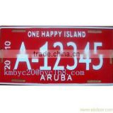 license plate printing machine license plate machine