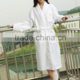 Wholesale bathrobe hotel bathrobe Cotton Waffle Bathrobe