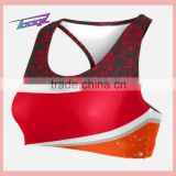 Dongguan High School sport bra low MOQ