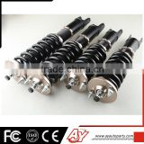 For Lancer EVO 8 Draft/Racing Mono-tube style 32leves adjustability Shock absorber suspension coilover kit