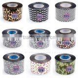 Nail Art transfer Decal Foil Sticker for Nail Art Tips Decoration 120m*4cm