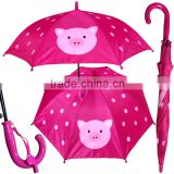 2014 Boy and Girl hot sales Personalized Kids Umbrella