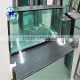 Double glazing outdoor glass panels Insulated glass roofing panels triple glazed glass panel