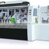 Universal spindle moulder machine four side moulder /planer for wood products