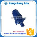 monoflow female threaded union pipe fitting hydraulic rotary joint