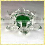 Customized Crystal Centerpieces Votives Candle Holders For Table Centerpieces
