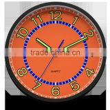 WC19003 home decorate wall clock / selling well all over th e world of high quality clock