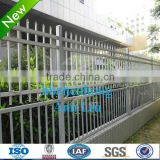 Galvanized wrought iron fence gate/zinc steel fence/wire mesh fence for garden gate(largest factory directly)