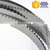 Sharp wood cutting bandsaw blade