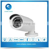 Low Cost Outdoor 1 3 MP IP Camera with Hi3518 Module POE Power
