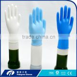 High Quality Non Sterile Latex free Examination Nitrile Gloves Blue Color dental nitrile glove