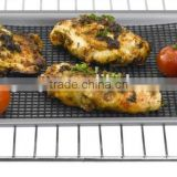 Non-stick Reusable mesh baking tray quickachips tray no mess crisp chips all round PTFE