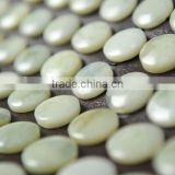 2015 Hot seller Natural Jade pillow magnetic therapy jade stone pillow neck health care Magnetic therapy jade magnetic pillow
