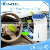Wholesale Battery Powered Low Energy Consumption Mini Car Air Purifier Ionizer