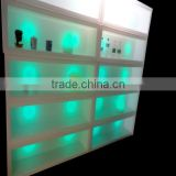 LED bar furniture manufacturer wholesale combination LED cocktail wine cabinet for nightclub