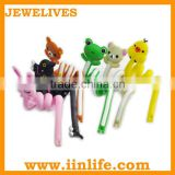 Cartoon Eco-Friendly Silicone Earbud Cable Winder